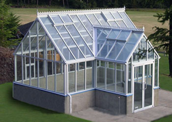 Luxury Greenhouses