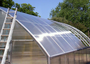 Polycarbonate Install