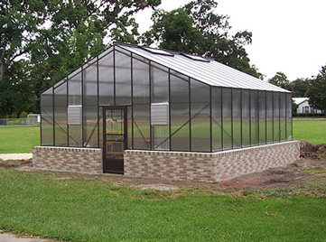Cross Country Teaching Greenhouse Package