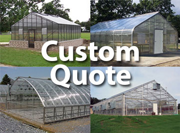 Custom Greenhouse Quote