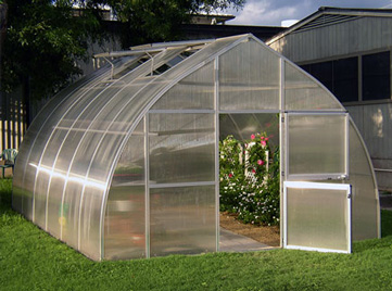 Do-it-Yourself School Greenhouse Package