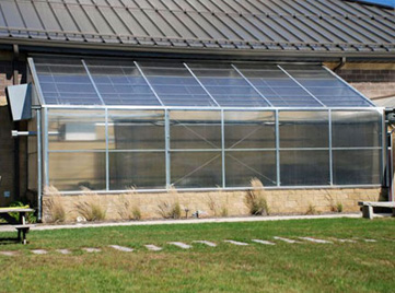 Senior Lean-to Teaching Greenhouse Package