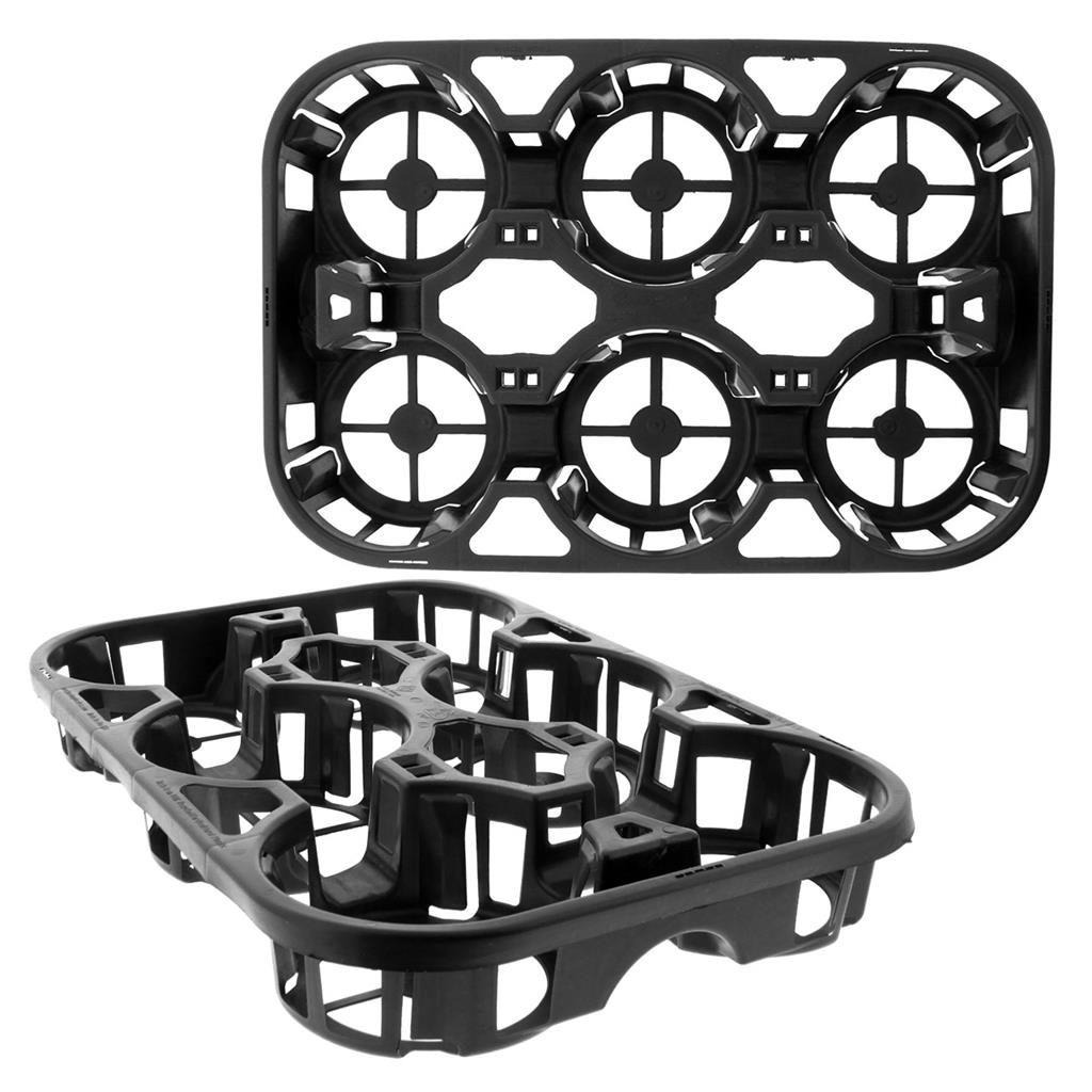 injection spacer tray 4 Seed Starting Trays cn tri 1
