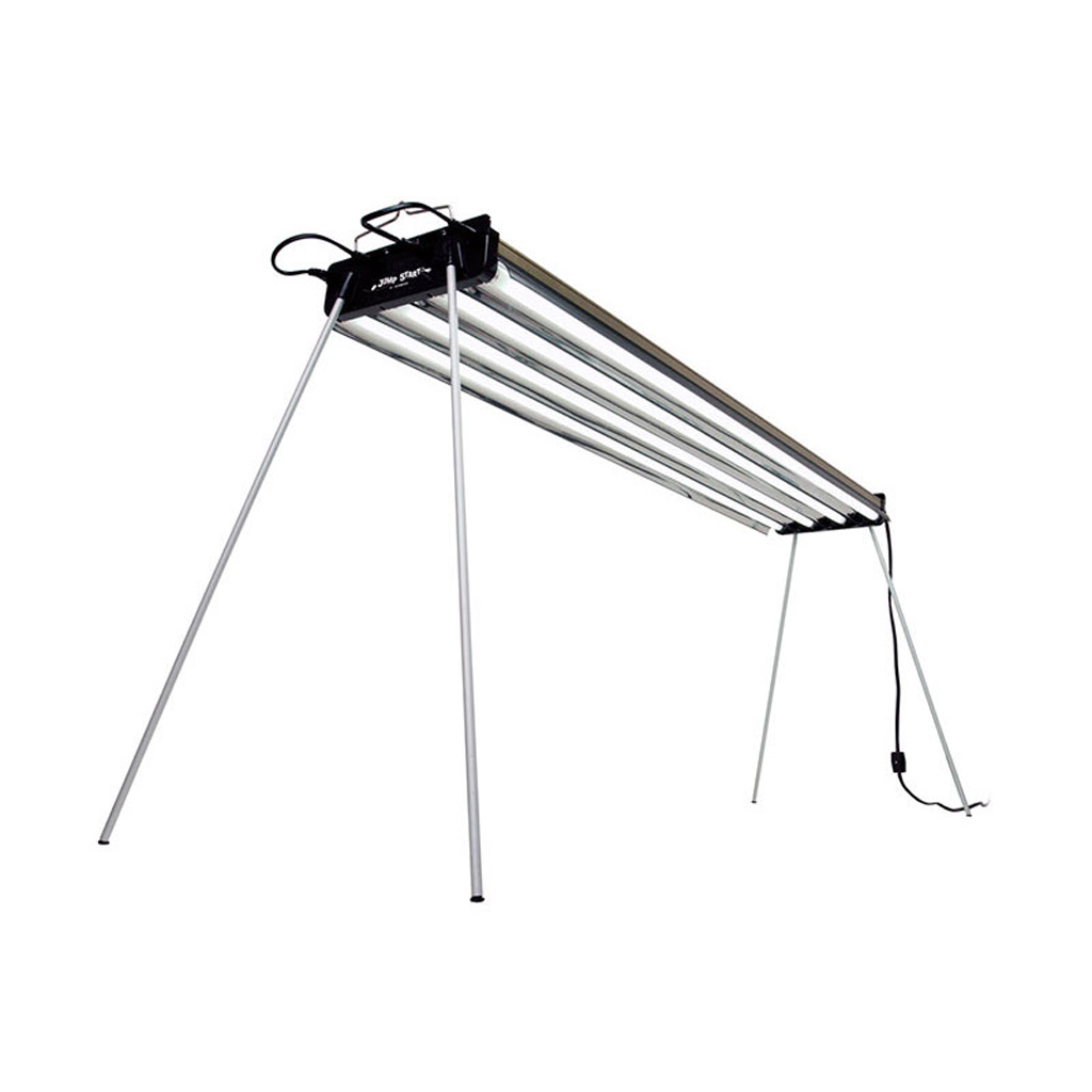 Jump Start 4 Lamp Complete System 2 Ft Greenhouse