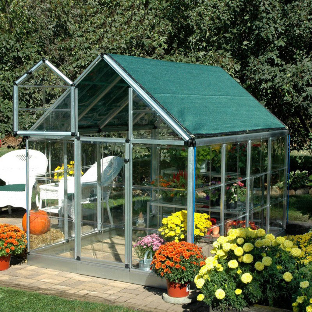 Snap and Grow Greenhouse - 6' x 8'