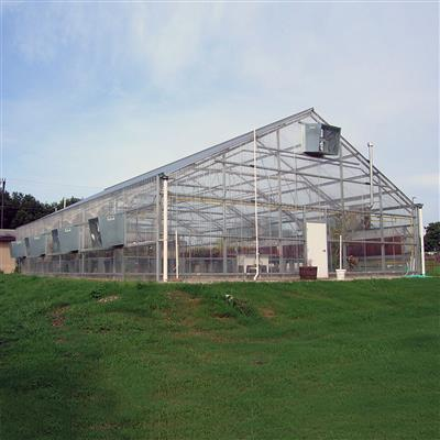 Texan Teaching Greenhouse