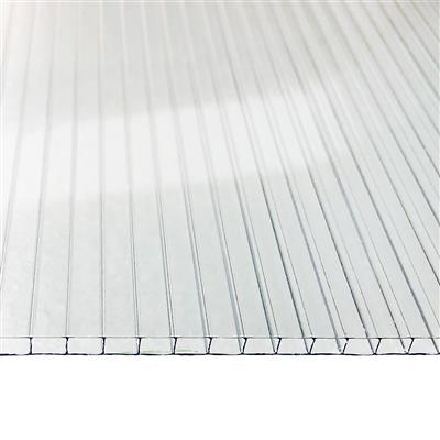 Polycarbonate Panel, 4mm Clear