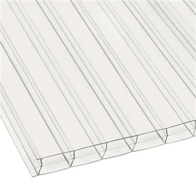 Polycarbonate Panel 8mm Clear
