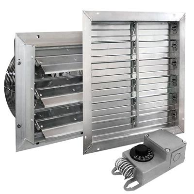 Greenhouse Ventilation Package