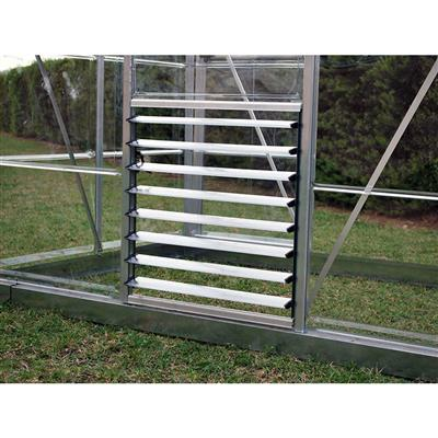 Side Louvre Window For Palram Greenhouses