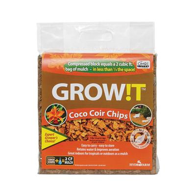 GROW!T Organic Coco Planting Chips