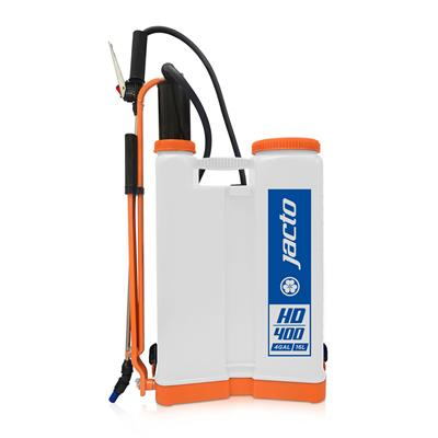 Jacto 4 Gallon (Wht/Org) Backpack Sprayer